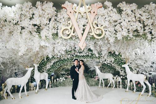 Những lễ cưới lộng lẫy, lung linh và ngập tràn hạnh phúc của sao Thái! ảnh 10