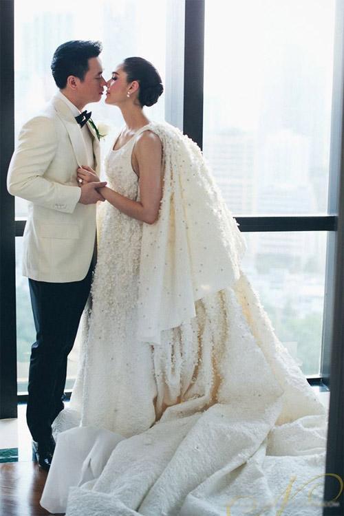 Những lễ cưới lộng lẫy, lung linh và ngập tràn hạnh phúc của sao Thái! ảnh 14