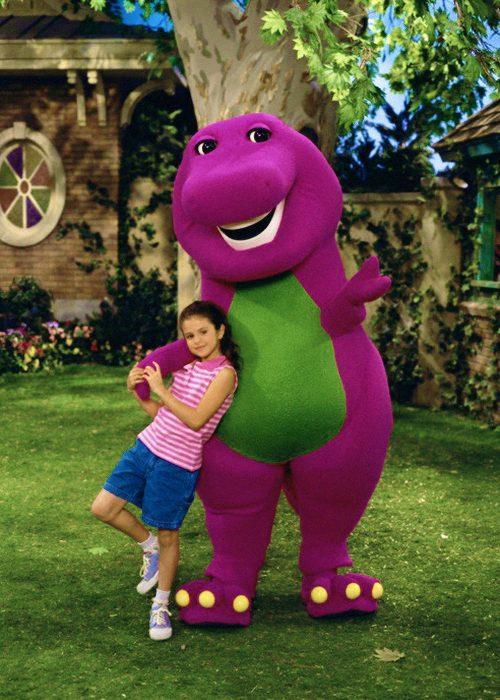 Vai diễn đầu đời của Selena Gomez là năm 7 tuổi.