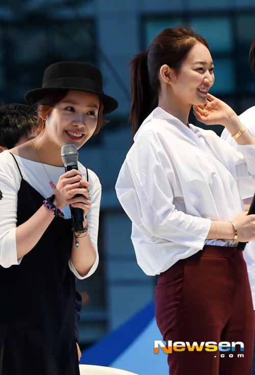 Han Ji Min - Shin Min Ah.