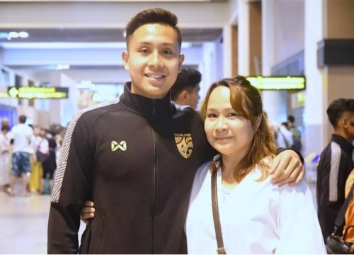 Sao trẻ mới lên chơi Bundesliga của U18 Thái Lan.
