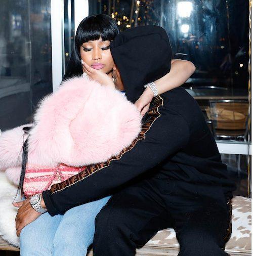 Hiện tại, Nicki Minaj đang rất hạnh phúc chuẩn bị cuộc hôn nhân sắp tới của mình.