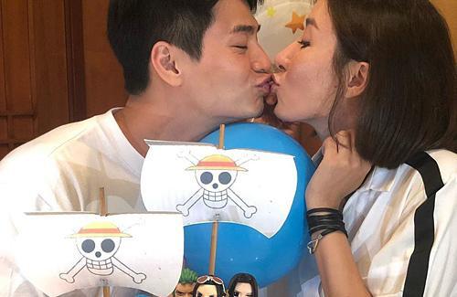 Dương Di  La Trọng Khiêm tổ chức mừng 3 năm ngày cưới ngọt ngào ảnh 0