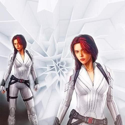 Black Widow: Giải thích về trang phục trắng và lịch sử trong truyện tranh của nhân vật! ảnh 0