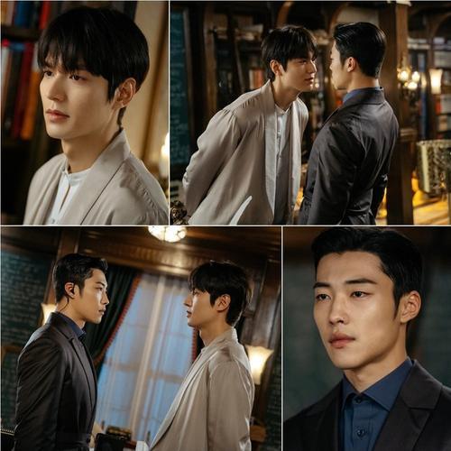 Lee Min Ho đã nâng cánh cho bạn diễn của mình Woo Do Hwan