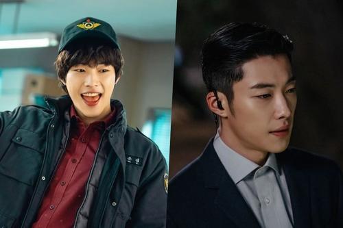 Một khuôn mặt hai sắc thái khác nhau của Woo Do Hwan