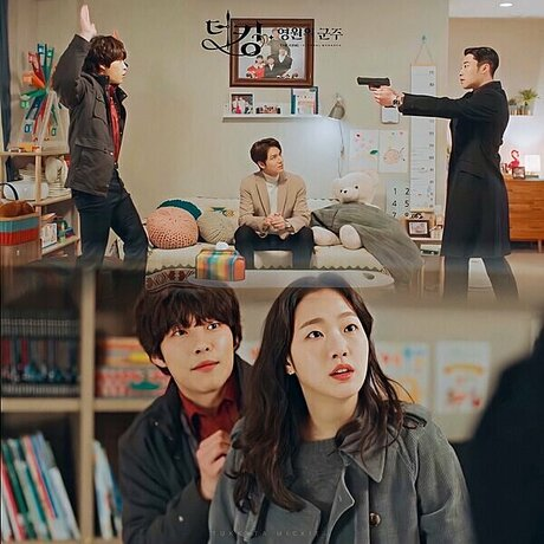 Trời sinh ra Jo Young sao lại còn sinh ra Eun Seob