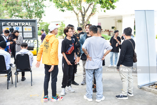 Dàn thí sinh phủ kín vòng casting King Of Rap khu vực TP.HCM: Lộ diện nhiều tài năng sáng giá Ảnh 3