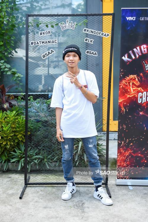 Dàn thí sinh phủ kín vòng casting King Of Rap khu vực TP.HCM: Lộ diện nhiều tài năng sáng giá Ảnh 4