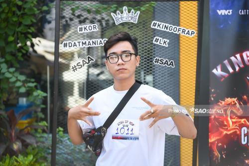 Dàn thí sinh phủ kín vòng casting King Of Rap khu vực TP.HCM: Lộ diện nhiều tài năng sáng giá Ảnh 11