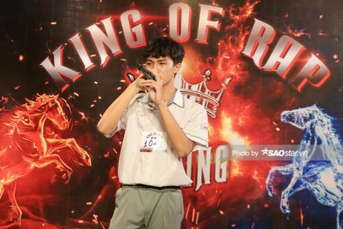Sát giờ thi học kỳ, cậu bé lớp 10 vẫn đến casting King Of Rap 2020: Đam mê thì ngại gì thử thách Ảnh 3