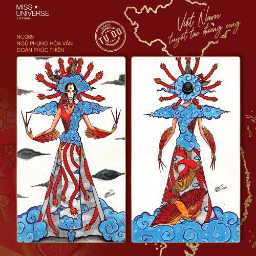 Trang phục dân tộc của Khánh Vân bí ném đá vì 'đạo nhái' National Costume Catriona Gray Ảnh 14
