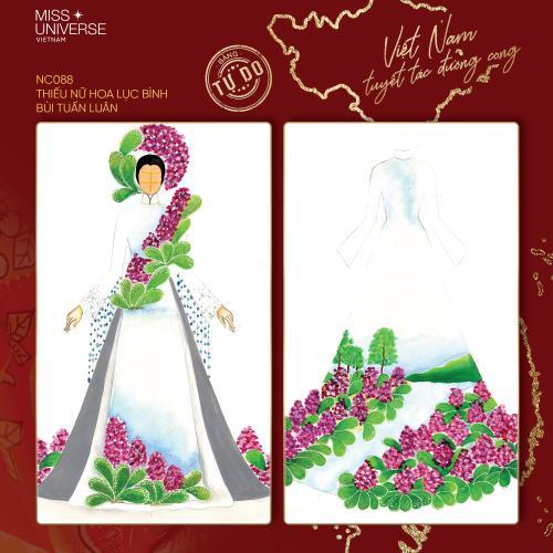 Trang phục dân tộc của Khánh Vân bí ném đá vì 'đạo nhái' National Costume Catriona Gray Ảnh 15