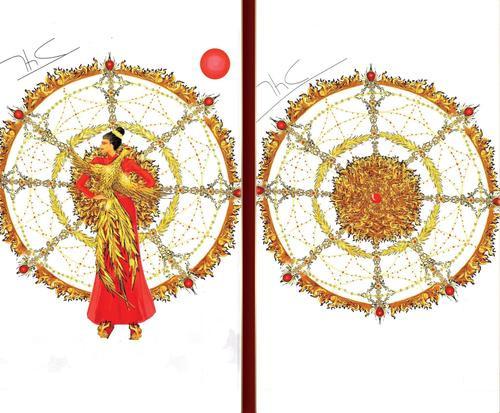 Trang phục dân tộc của Khánh Vân bí ném đá vì 'đạo nhái' National Costume Catriona Gray Ảnh 3