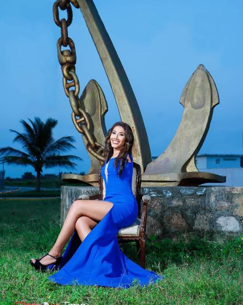 Nhan sắc rạng ngời của mỹ nhân cụt cả 2 tay lọt chung kết Hoa hậu Hòa bình Mexico 2020 Ảnh 3