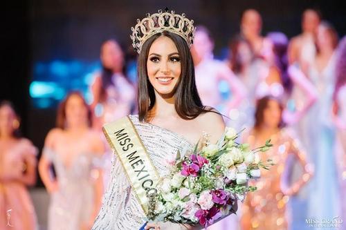 Nhan sắc rạng ngời của mỹ nhân cụt cả 2 tay lọt chung kết Hoa hậu Hòa bình Mexico 2020 Ảnh 6