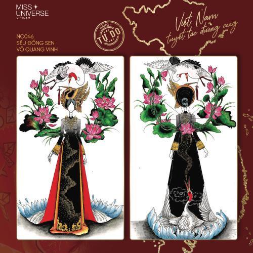 5 lý do khiến Trang phục dân tộc của Khánh Vân chinh chiến Miss Universe liên tục bị tố đạo nhái Ảnh 9
