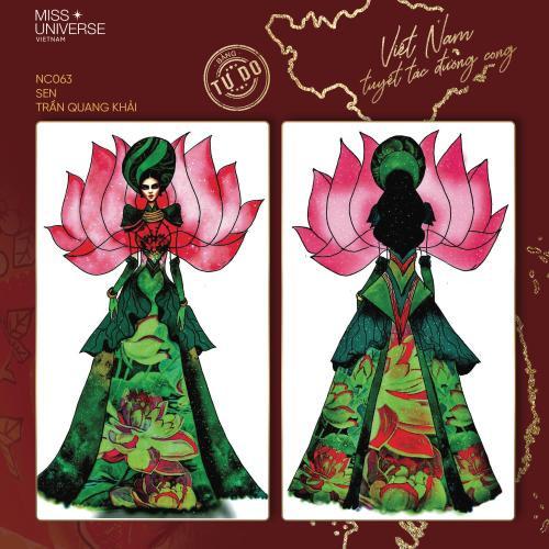 5 lý do khiến Trang phục dân tộc của Khánh Vân chinh chiến Miss Universe liên tục bị tố đạo nhái Ảnh 8