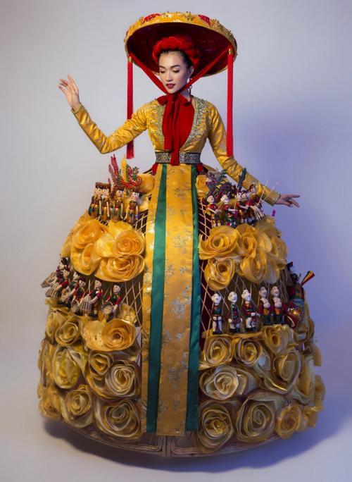 5 lý do khiến Trang phục dân tộc của Khánh Vân chinh chiến Miss Universe liên tục bị tố đạo nhái Ảnh 21