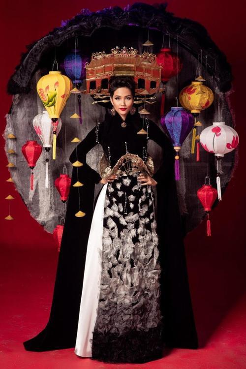 5 lý do khiến Trang phục dân tộc của Khánh Vân chinh chiến Miss Universe liên tục bị tố đạo nhái Ảnh 23