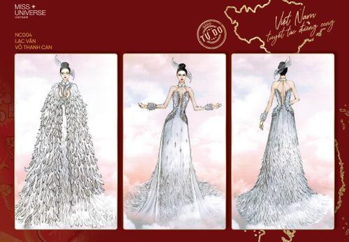 5 lý do khiến Trang phục dân tộc của Khánh Vân chinh chiến Miss Universe liên tục bị tố đạo nhái Ảnh 3