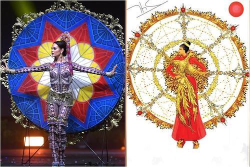 5 lý do khiến Trang phục dân tộc của Khánh Vân chinh chiến Miss Universe liên tục bị tố đạo nhái Ảnh 2