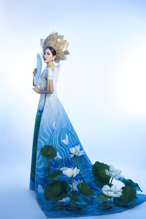 5 lý do khiến Trang phục dân tộc của Khánh Vân chinh chiến Miss Universe liên tục bị tố đạo nhái Ảnh 17