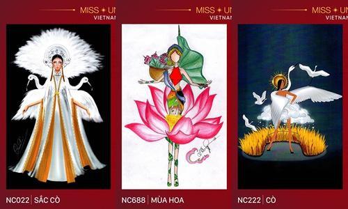 5 lý do khiến Trang phục dân tộc của Khánh Vân chinh chiến Miss Universe liên tục bị tố đạo nhái Ảnh 11