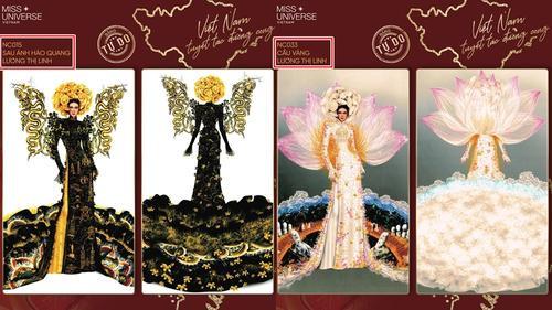5 lý do khiến Trang phục dân tộc của Khánh Vân chinh chiến Miss Universe liên tục bị tố đạo nhái Ảnh 4
