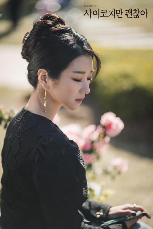Knet phát cuồng với diễn xuất của 'phù thủy' Seo Ye Ji trong 'Điên thì có sao': Trở thành 'mợ chảnh' Jeon Ji Hyun thứ 2? Ảnh 26
