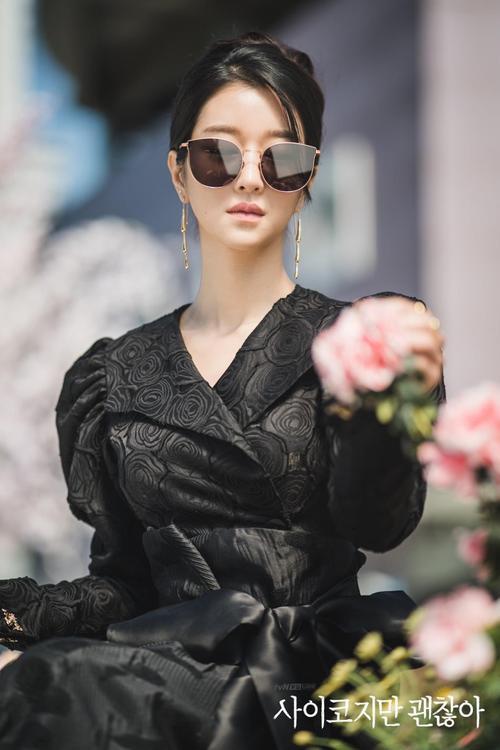 Knet phát cuồng với diễn xuất của 'phù thủy' Seo Ye Ji trong 'Điên thì có sao': Trở thành 'mợ chảnh' Jeon Ji Hyun thứ 2? Ảnh 7