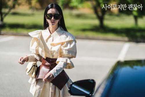 Knet phát cuồng với diễn xuất của 'phù thủy' Seo Ye Ji trong 'Điên thì có sao': Trở thành 'mợ chảnh' Jeon Ji Hyun thứ 2? Ảnh 18