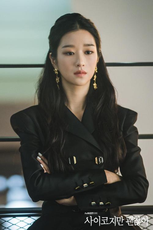 Knet phát cuồng với diễn xuất của 'phù thủy' Seo Ye Ji trong 'Điên thì có sao': Trở thành 'mợ chảnh' Jeon Ji Hyun thứ 2? Ảnh 6