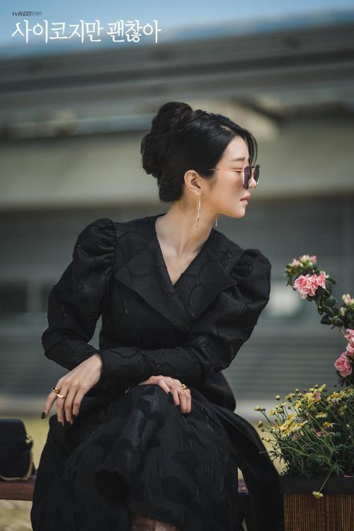Knet phát cuồng với diễn xuất của 'phù thủy' Seo Ye Ji trong 'Điên thì có sao': Trở thành 'mợ chảnh' Jeon Ji Hyun thứ 2? Ảnh 8