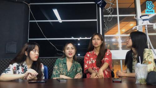 Toof.P (Uni5) bất ngờ bị hội chị em LipB 'bóc phốt' chuyện tình cảm ngay trên sóng livestream Ảnh 6