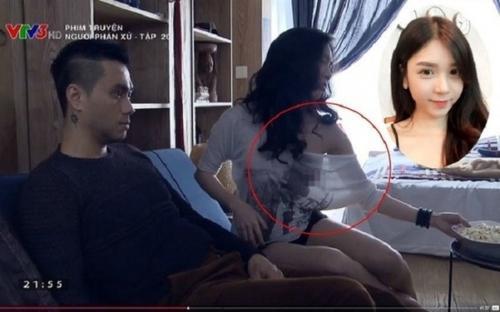 Mỹ nhân Việt nhận 'gạch đá' khi mặc phản cảm trên sóng truyền hình Ảnh 5