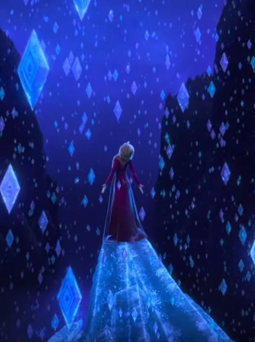 Nhan sắc của Elsa trong Frozen 2: Bước ngoặt kỹ xảo của nhà Chuột ảnh 3