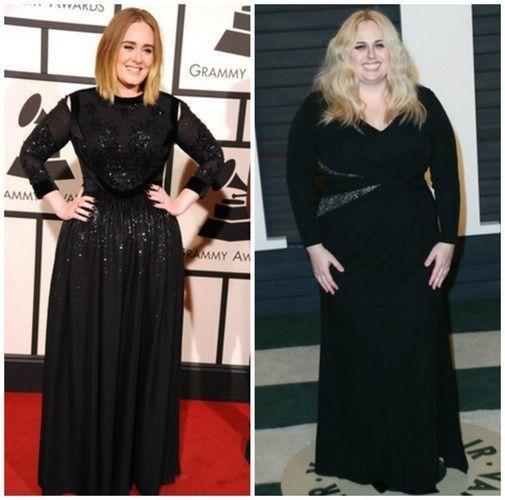Adele nổi giận với Rebel Wilson: Không phải cứ béo là vào vai tôi được ảnh 0