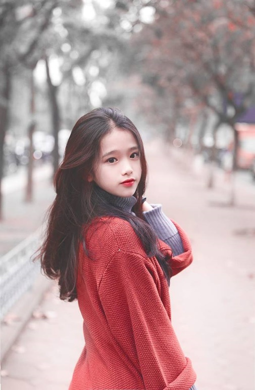 Linh Ka đang là cái tên nổi tiếng trong giới tuổi teen.