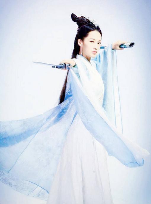Mạnh Mỹ Kỳ  Bích Dao của Tru tiên điện ảnh: Idol xứ Hàn và là center quốc dân của Produce 101 bản Trung ảnh 4