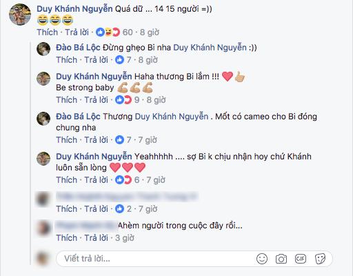"""""""Cô giáo Khánh"""" động viên Đào Bá Lộc trước """"ồn ào"""" với tình cũ."""