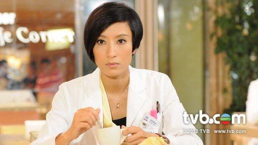 Những nữ diễn viên TVB đẹp không ngờ khi để tóc ngắn ảnh 18