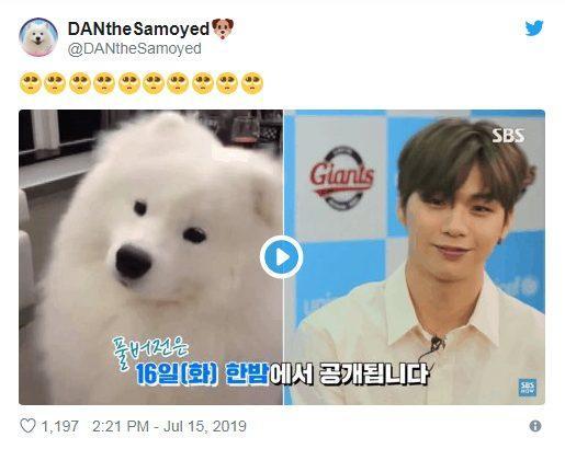 Kang Daniel đã trở lại và đáng yêu gấp bội lần khiến các fan hâm mộ không khỏi đứng tim ảnh 2