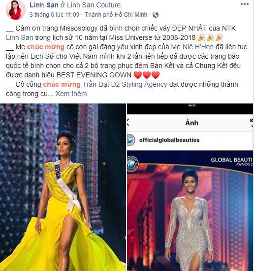 Váy dạ hội của Việt Nam được vinh danh trên cường quốc sắc đẹp.