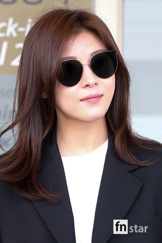 Ha Ji Won trẻ xinh ở tuổi 40.