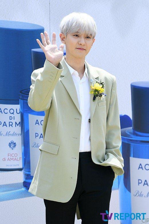 Sooyoung (SNSD) chia sẻ về bạn trai Jung Kyung Ho  Màu tóc mới đầy thoát tục của Chanyeol (EXO) ảnh 5