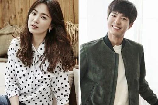 Song Hye Kyo đối mặt với tin đồn ngoại tình với bạn diễn Park Bo Gum