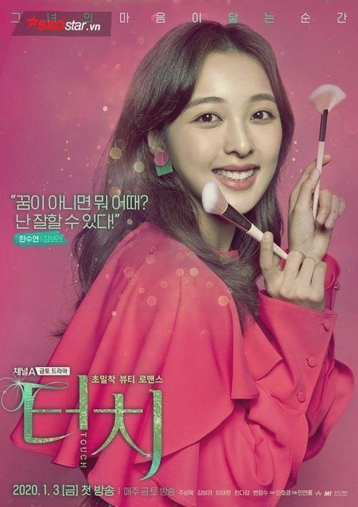 Phim truyền hình Hàn Quốc tháng 1: Sự quay trở lại đáng mong đợi của Park Seo Joon, TaecYeon, Ahn Hyo Seop và Lee Sung Kyung ảnh 2