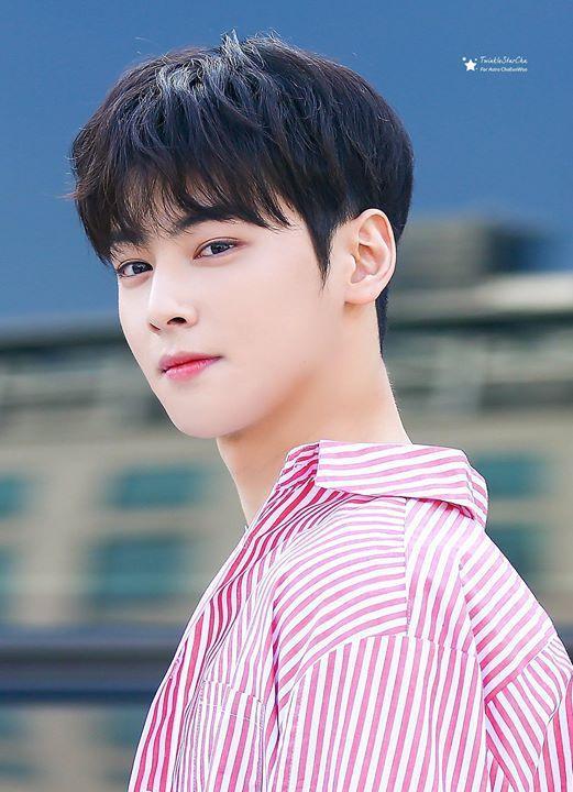 Điều này đã chứng tỏ 100% Cha Eunwoo (ASTRO) là cậu con trai hiếu thảo! ảnh 2