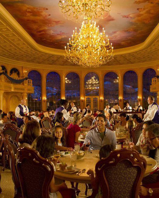 8 nhà hàng dù cạn ví nhưng các ông bố bà mẹ vẫn nhất quyết cho con cái ghé thăm khi tới Disney World ảnh 5